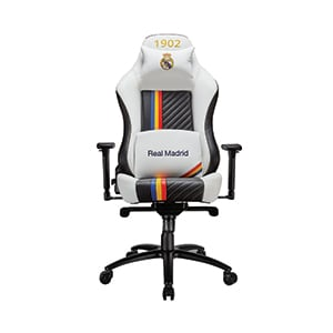 CHAIR TESORO REAL MADRID (WHITE)