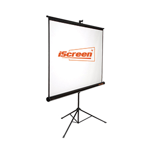 Tripod Screen iScreen (70x70)
