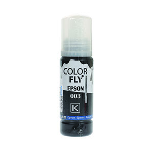 EPSON 003 BK 100 ml. BK - Color Fly