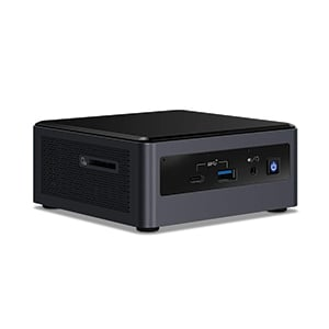 Mini PC Intel NUC_i7-10710U (BXNUC10I7FNH1)