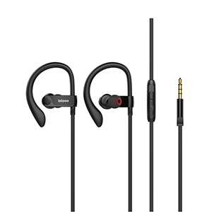 Small Talk  Earphone Sport 'IPIPOO' (IP-3) Black