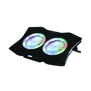 Cooler Pad CP-510 (2Fan) Black 'SIGNO'