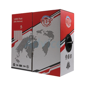 CAT6 UTP Cable (305m/Box) MAP (C6-8305)