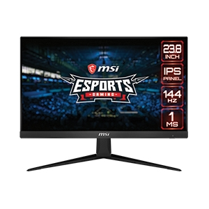 Monitor 23.8'' MSI Optix  G241 (IPS, HDMI, DP) FreeSync 144Hz