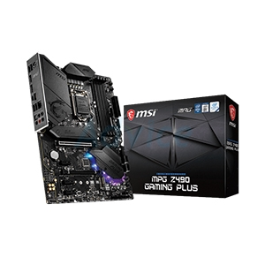(1200) MSI MPG Z490 GAMING PLUS