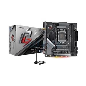 (1200) ASROCK Z490 PHANTOM GAMING ITX/TB3