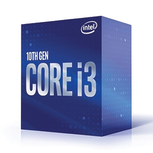 CPU INTEL CORE I3 - 10100 LGA 1200 (ORIGINAL)