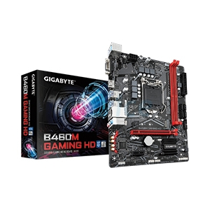 (1200) GIGABYTE B460M GAMING HD (REV. 1.0)