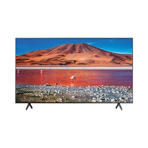LED TV 55'' SAMSUNG Smart TV (UA55TU7000KXXT) 4K