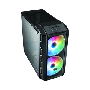 E-ATX Case (NP) COOLERMASTER H500 MCM-H500-IGNN-S01 ARGB