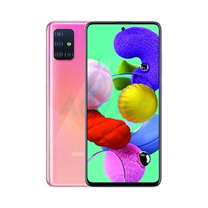 SAMSUNG Galaxy A51 (8+128) Prish Crush Pink