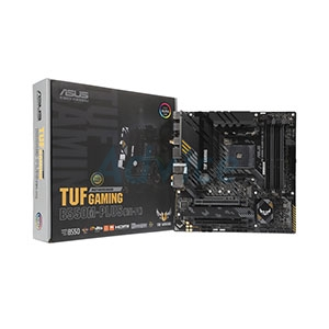(AM4) ASUS TUF B550M PLUS GAMING WIFI