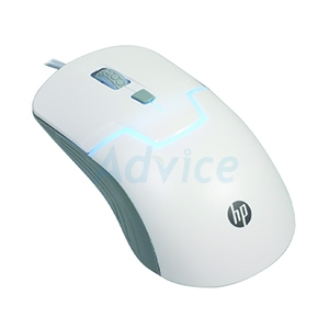 USB Optical Mouse HP GAMING (M100) White