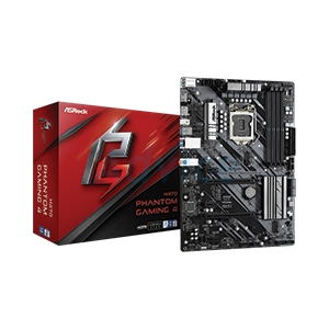 (1200) ASROCK H470 PHANTOM GAMING 4