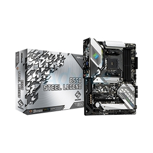 (AM4) ASROCK B550 STEEL LEGEND