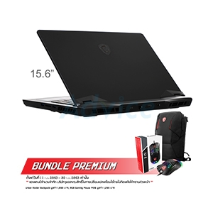 Notebook MSI GE66 Raider 10SFS-299TH (Black)