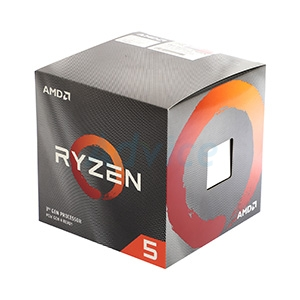CPU AMD AM4 RYZEN5 3600XT