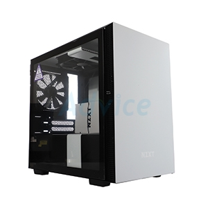 Mini-ITX Case (NP) NZXT H210(White)