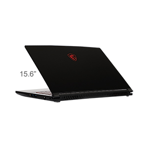 Notebook MSI GF65 Thin 9SEXR -670TH (Black)