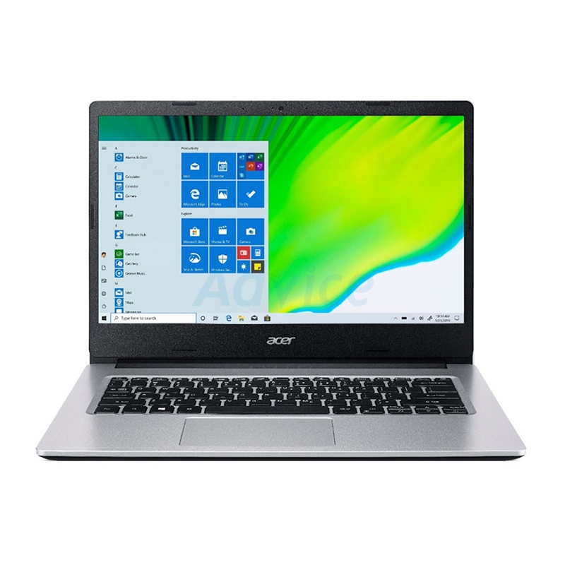 Notebook Acer Aspire A314-22-R28H/T007 (Silver)