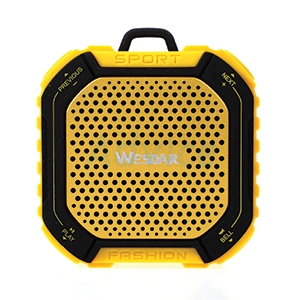 Wesdar BLUETOOTH (K11) Yellow