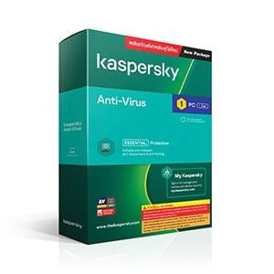 Kaspersky Antivirus (1Devices)