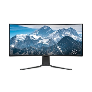 Monitor 34'' DELL AW3420DW (IPS/ HDMI/ DP/ USB) CURVE 120Hz