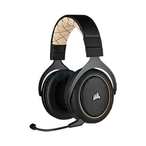 HEADSET (7.1) CORSAIR HS70 PRO WIRELESS WHITE