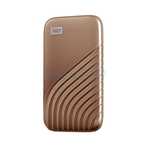 500 GB Ext SSD WD My Passport Gold (WDBAGF5000AGD-WESN)