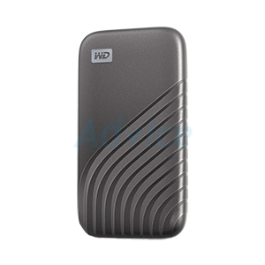 1 TB EXT SSD WD MY PASSPORT SPACE GREY (WDBAGF0010BGY-WESN)