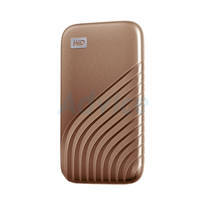 1 TB Ext SSD WD My Passport Gold (WDBAGF0010BGD-WESN)