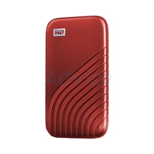 1 TB Ext SSD WD My Passport Red (WDBAGF0010BRD-WESN)