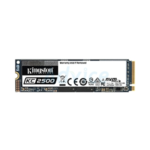 500 GB SSD M.2 PCIe Kingston KC2500 (SKC2500M8/500G) NVMe