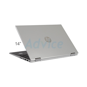 Notebook 2in1 HP Pavilion x360 Convertible 14-dw0095TU (Natural Silver)