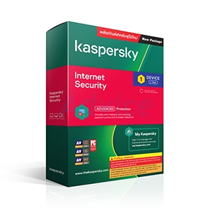 Kaspersky Internet Security (1Devices)