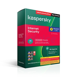 Kaspersky Internet Security (3Devices)