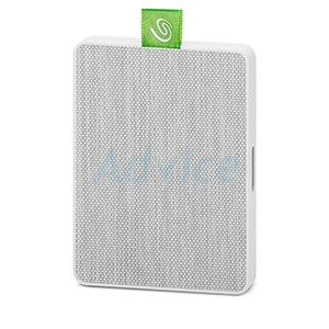 500 GB Ext SSD Seagate Ultra Touch (White, STJW500400)