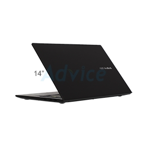 Notebook Asus Vivobook S14 S413EA-EB126TS (Indle Black)