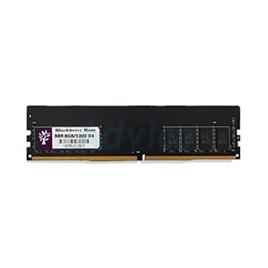 RAM DDR4(3200) 8GB Blackberry 8 Chip