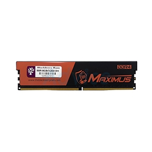 RAM DDR4(3200) 8GB Blackberry MAXIMUS