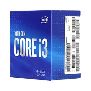 CPU INTEL CORE I3 - 10100F LGA 1200 (ORIGINAL)