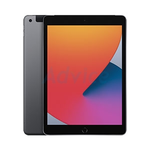 Tablet 10.2'' (4G) IPAD 128GB. (Gen8 MYML2TH/A,Isudio) Space Gray