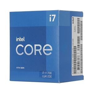 CPU INTEL CORE I7 - 11700 LGA 1200 (ORIGINAL)