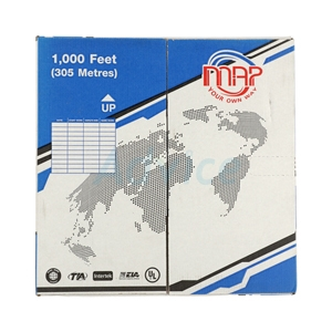 CAT5e UTP Cable (305m./Box) MAP (C5E8305)