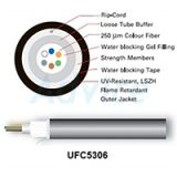 Fiber Optic Cable LINK (UFC5306) 6 Core (OM2) All-Dielectric 1M.