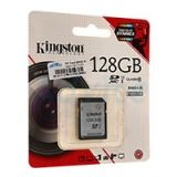 SD Card 128GB Kingston (SD10VG2  Class 10)