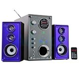 (2.1) Music D.J. (D8200A) + BLUETOOTH +FM,USB