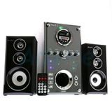 (2.1) Music D.J. (D8400A) + BLUETOOTH, FM,USB