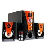(2.1) Music D.J. BLUETOOTH FM USB (M-X3A) Orange