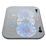 Cooler Pad HVC-632 (2 Fan) White